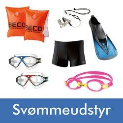 Svømmeudstyr fra Diving 2000