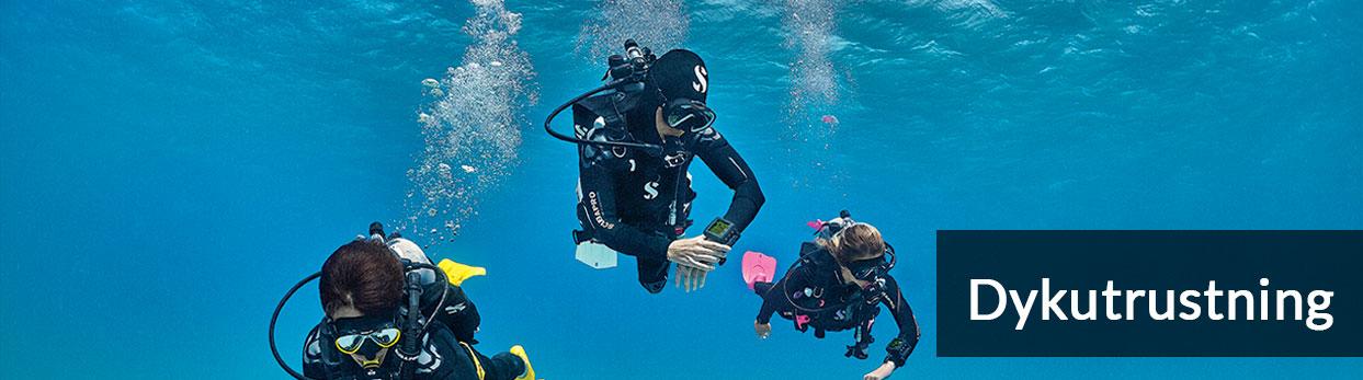 dykkerutrustning