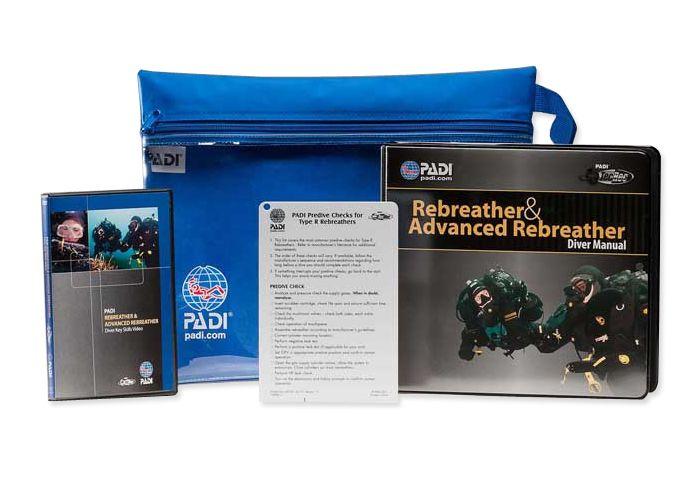 Billede af PADI Rebreather and Advanced Rebreather Diver Manual