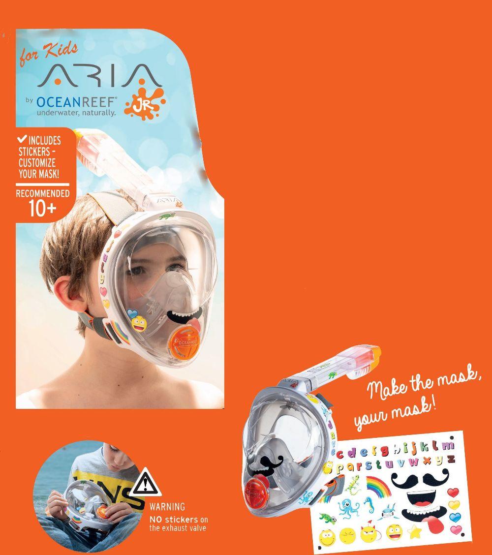 Billede af OceanReef, Ocean Reef Aria JR. snorkelmaske