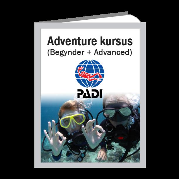 Open Water Adventure Kursus