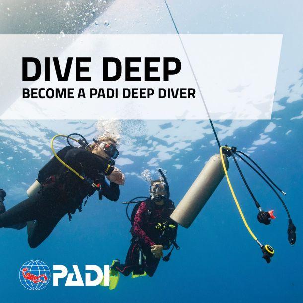 Deep Diver Specialty kursus