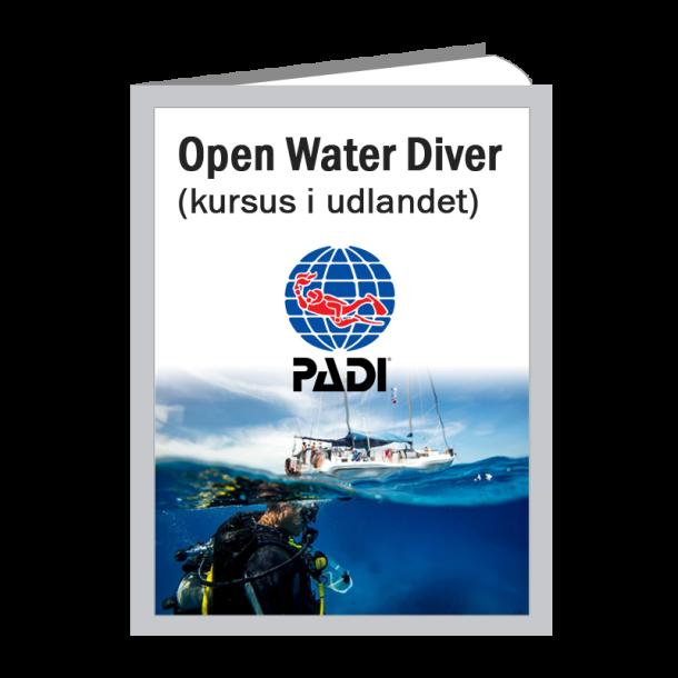 Open Water Diver Teori og Svømmehal