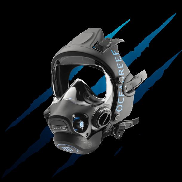 OceanReef Neptune III Fullface maske
