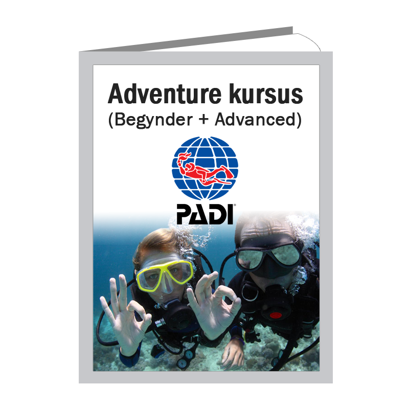 Billede af Padi, Open Water Adventure Kursus 10-11-12-13 Aug. 2020 3-4-5/11-12 Apr. 2020 10/12-13-14 Juni 2020