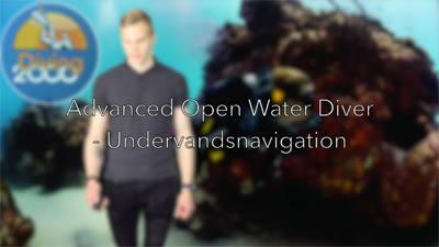 Webinar til PADI Advanced Open Water dykkerkursus