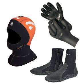 Handsker, hætter & støvler