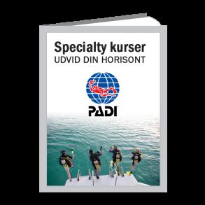 PADI Specialities