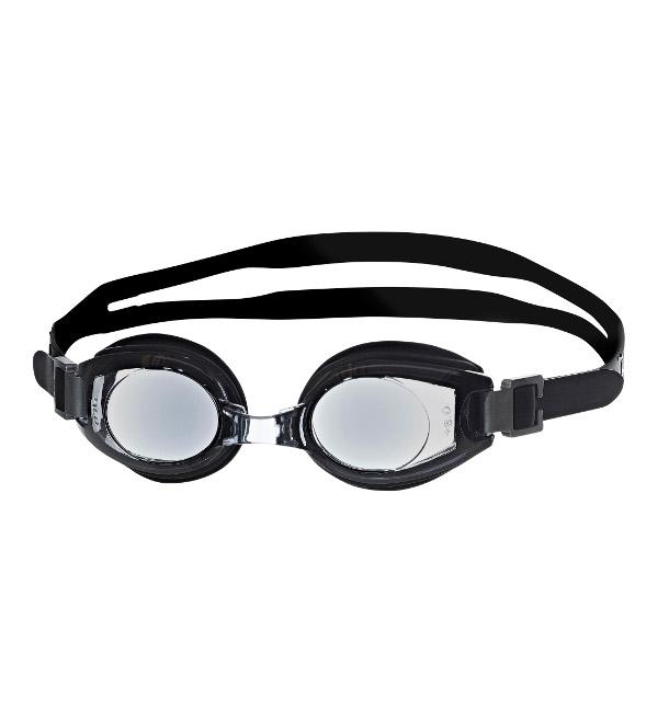 Billede af Svømmebrille med plus styrke tonet +3 +6
