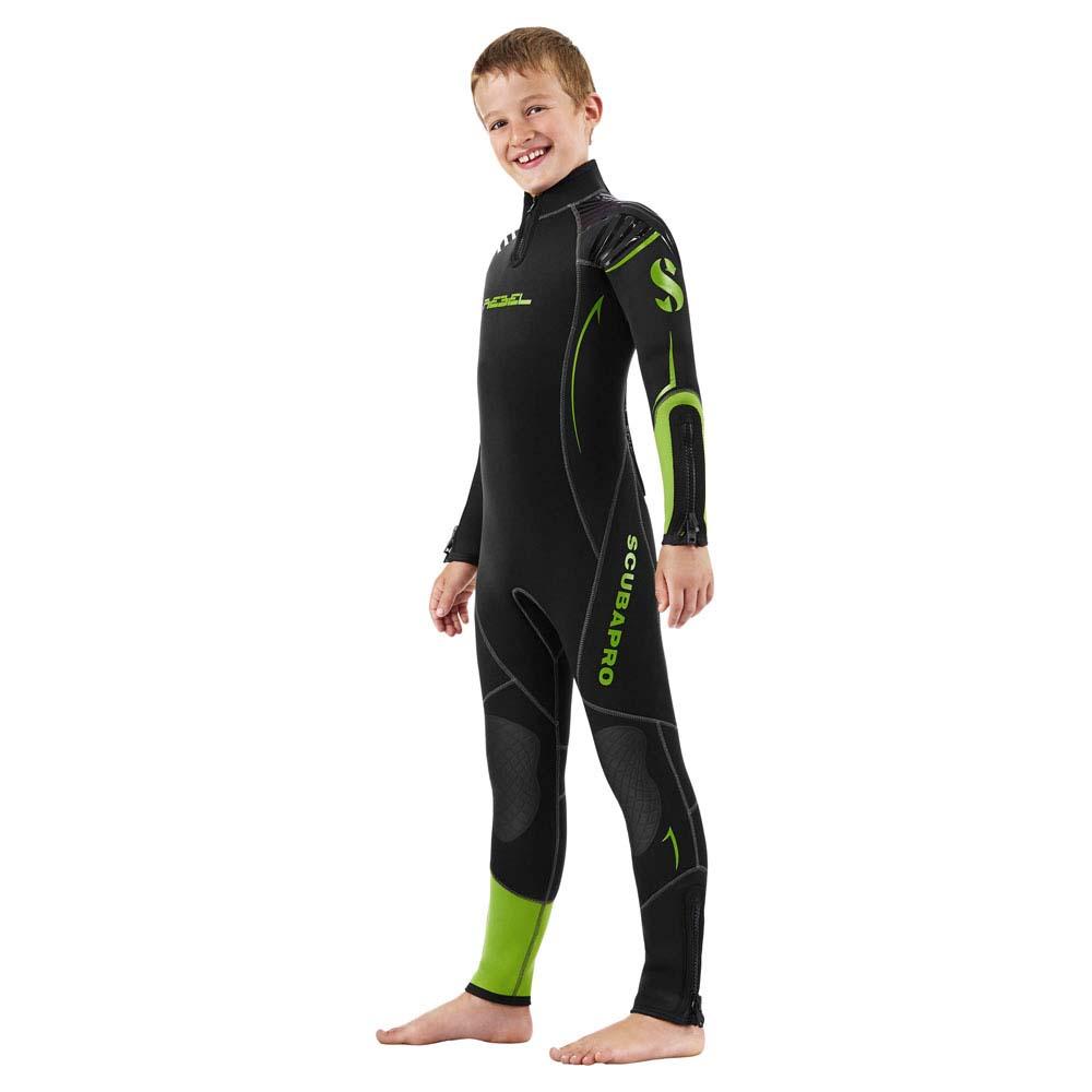 887e6ee3 Rebel våddragt til børn i 6 mm neopren - Diving 2000